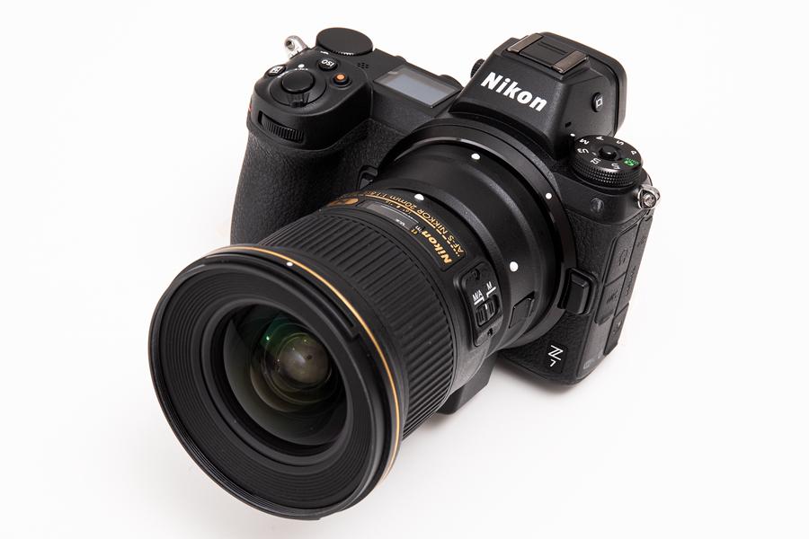 Nikon Z + AF-S 20mm F1.8G ED