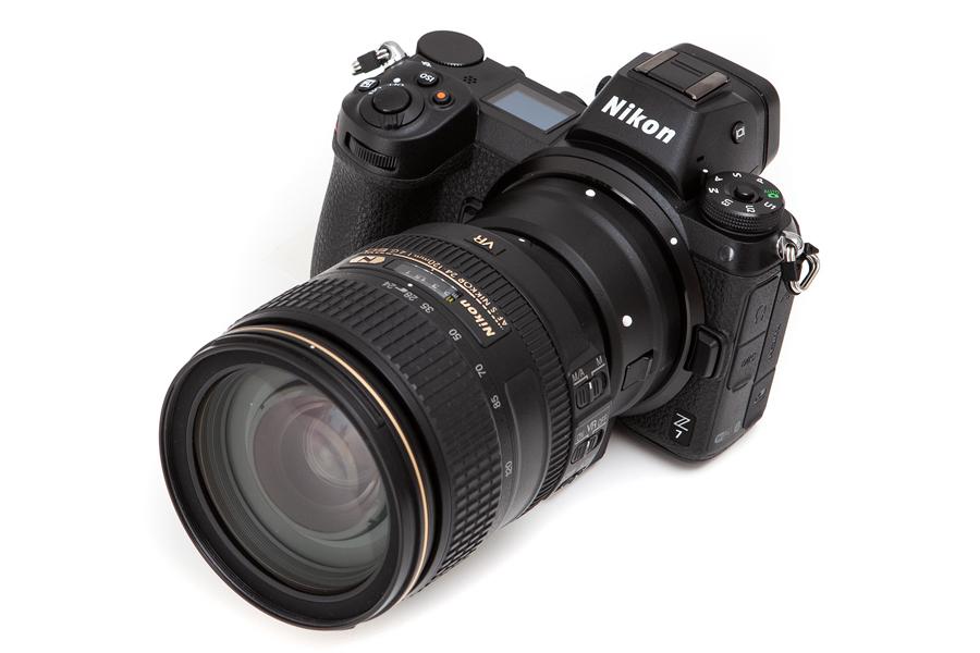 Nikon Z + AF-S 24-120mm F4G ED VR