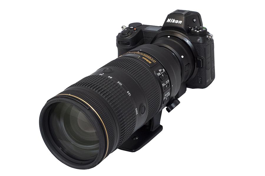 Nikon Z + AF-S 70-200mm F2.8E FL ED VR