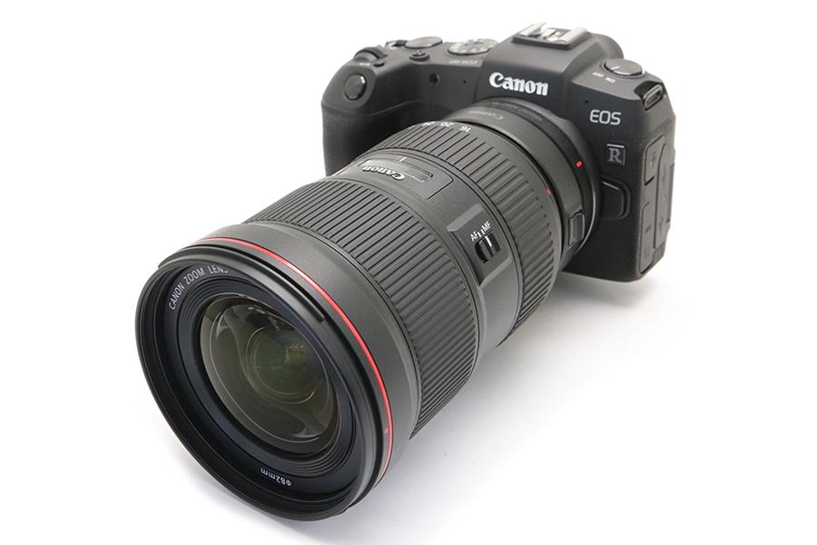 EOS R + EF16-35mm F2.8L III USM