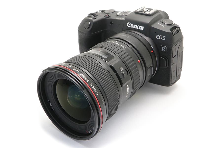 EOS R + EF17-40mm F4L USM