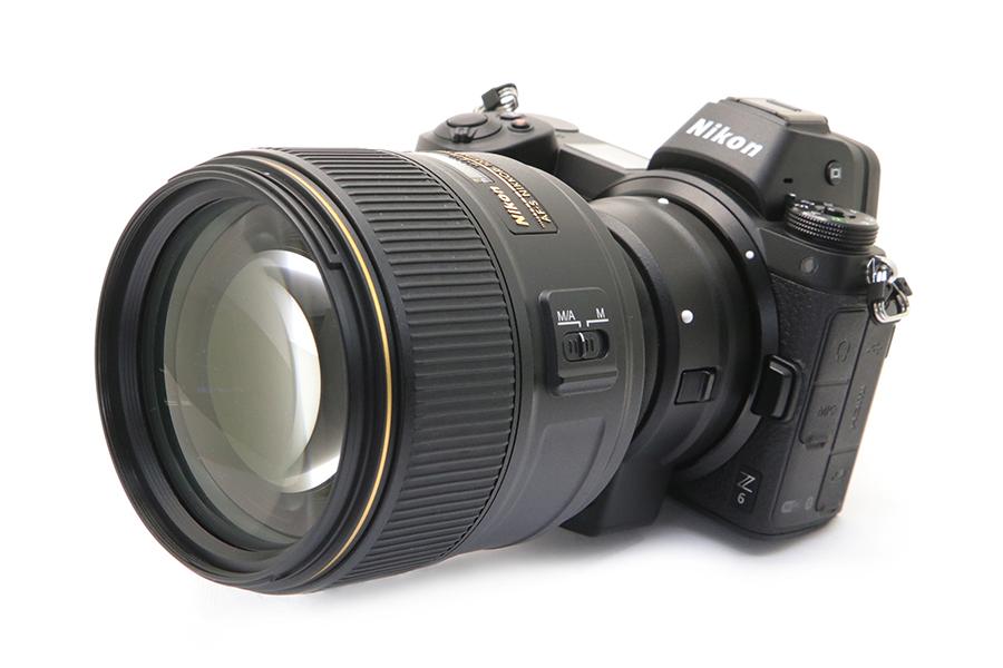 Nikon Z + AF-S 105mm F1.4E ED