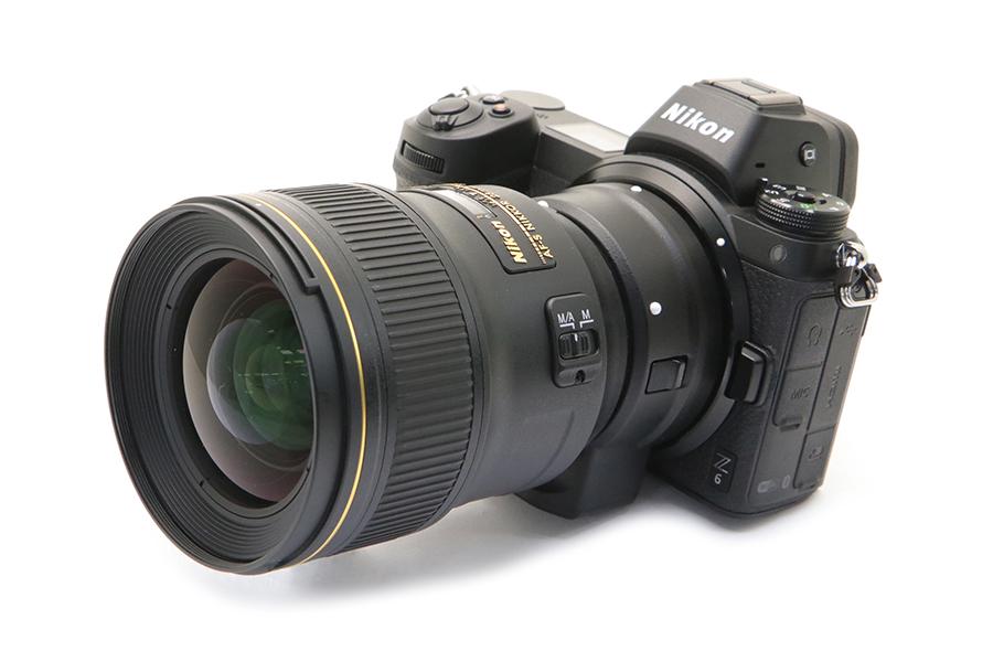 Nikon Z + AF-S 28mm F1.4E ED