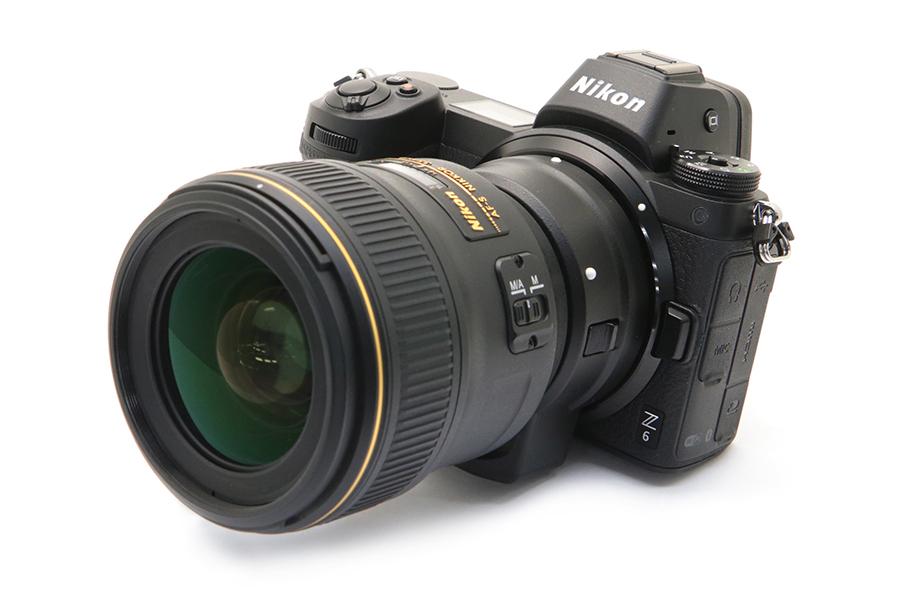 Nikon Z + AF-S 35mm F1.4G