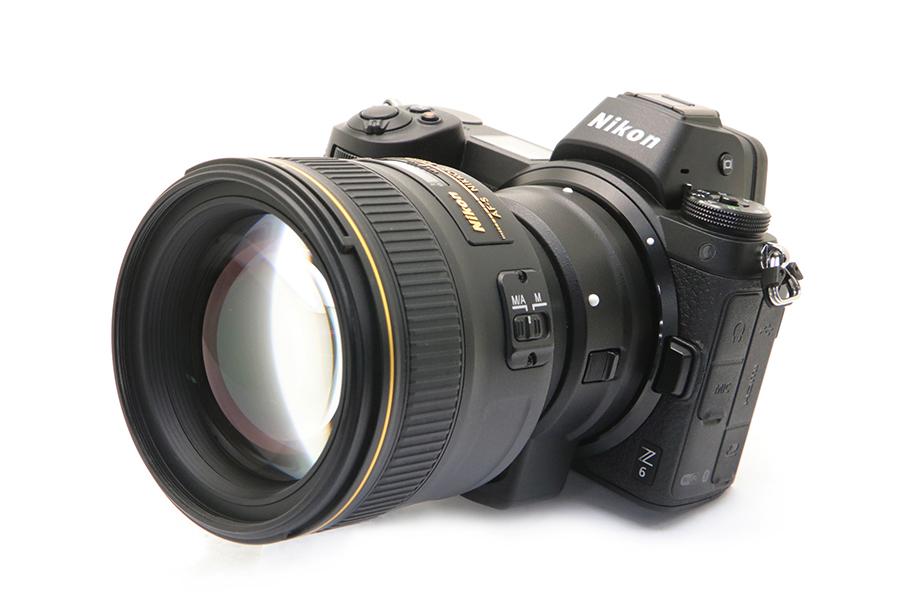 Nikon Z + AF-S 85mm F1.4G
