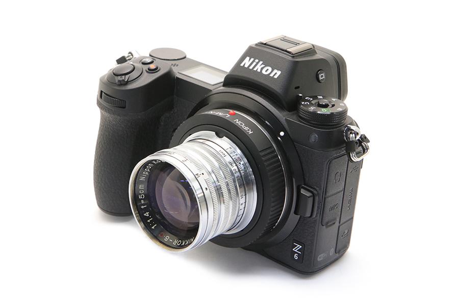 Nikon Z + NIKKOR-S.C (L) 50mm F1.4