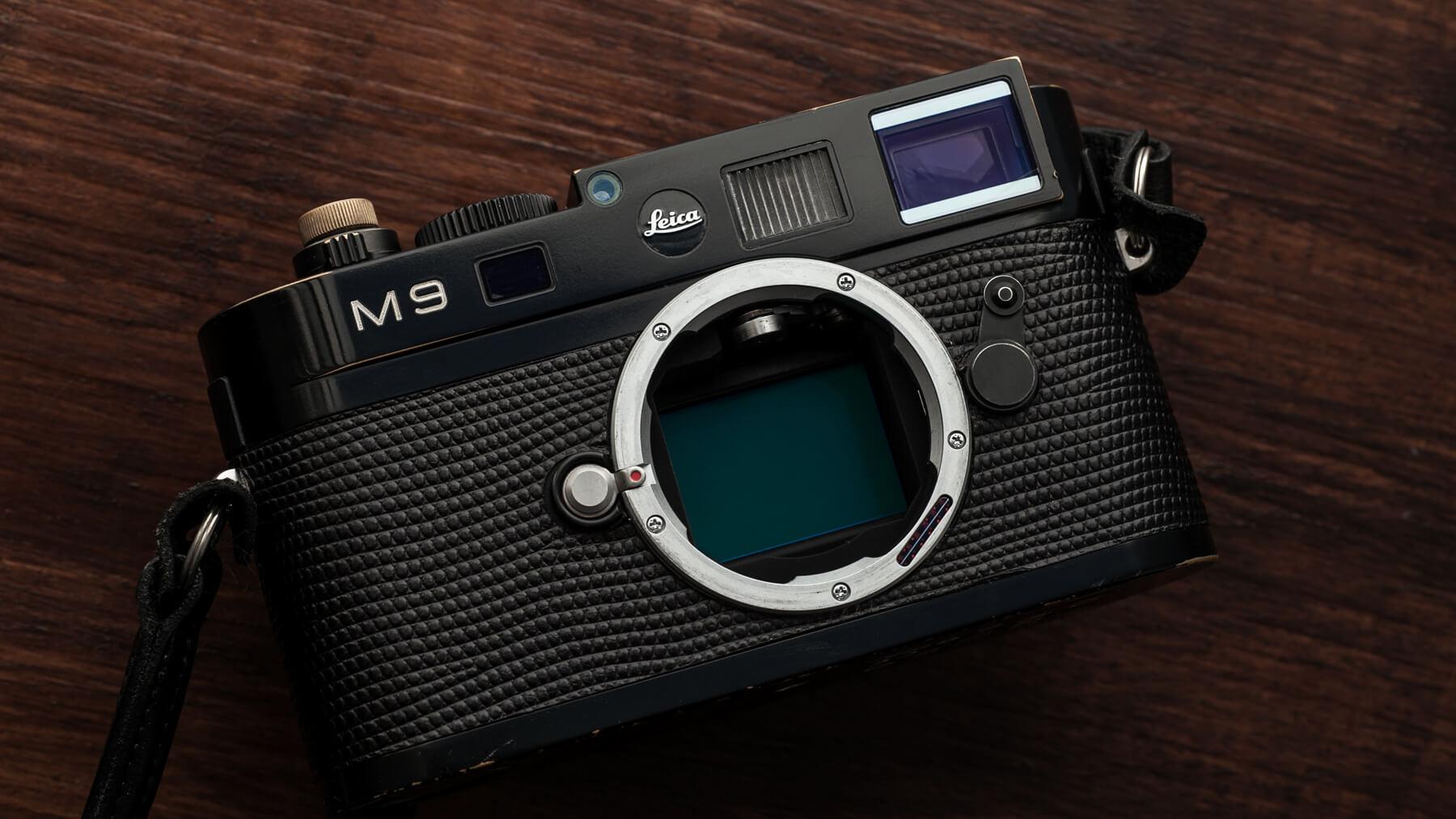 【11月30日はカメラの日】私の答えは『Leica M9』