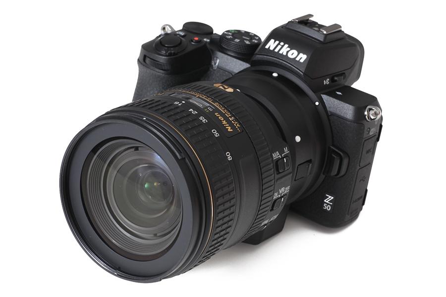 Nikon Z50 + AF-S DX 16-80mm F2.8-4E ED VR