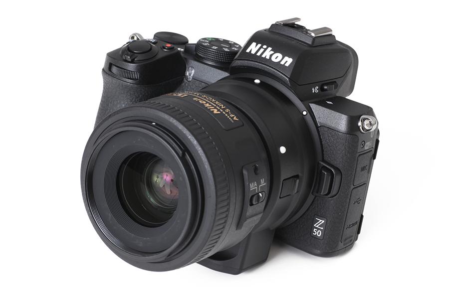 Nikon Z50 + AF-S DX 35mm F1.8G
