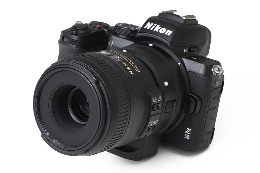 Nikon Z50 + AF-S DX Micro 40mm F2.8G