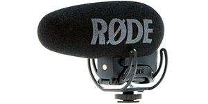 RODE (ロード) VideoMic Pro+