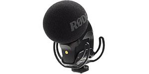 RODE (ロード) Stereo VideoMic Pro Rycote