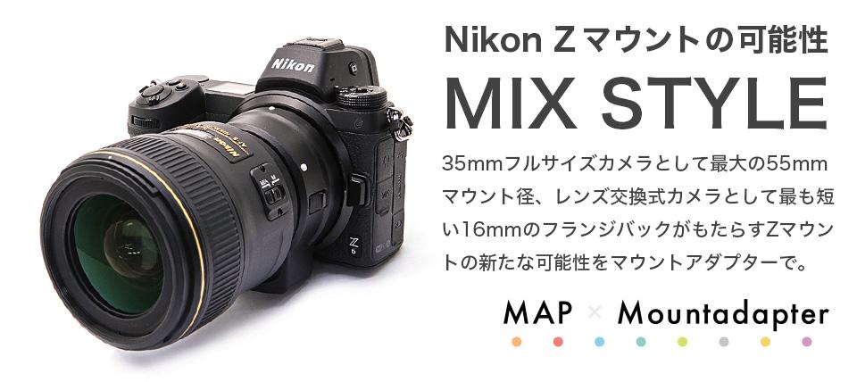 Nikon Z 6 Body × AF-S NIKKOR Lens