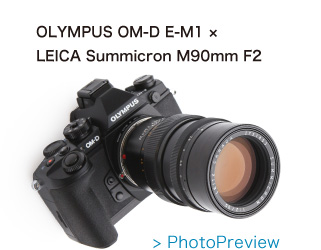 Summicron M90mm F2