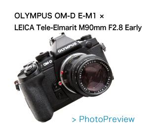 Tele-Elmarit M90mm F2.8