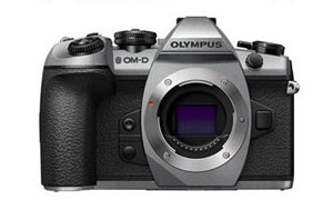OLYMPUS (オリンパス) OM-D E-M1 Mark II ボディ シルバー