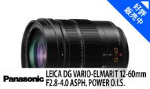 Panasonic (パナソニック) LEICA DG VARIO-ELMARIT 12-60mm F2.8-4.0 ASPH. POWER O.I.S.