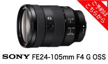 SONY (ソニー) FE 24-105mm F4