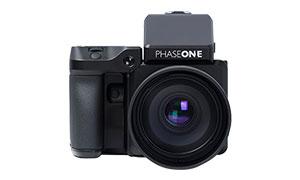 PHASE ONE (フェーズワン) XF IQ4 100MP トリクロマティック+SK80mm F2.8 Blue Ring カメラシステム(72221)