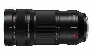 Panasonic LUMIX S PRO 70-200mm F4 O.I.S. S-R70200