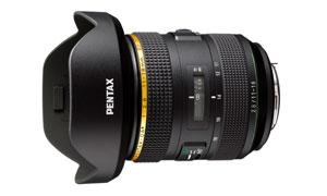 PENTAX HD DA★11-18mm F2.8 ED DC AW