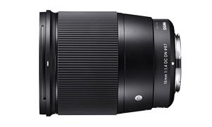 SIGMA Contemporary 16mm F1.4 DC DN(ソニーE用/マイクロフォーサーズ用)
