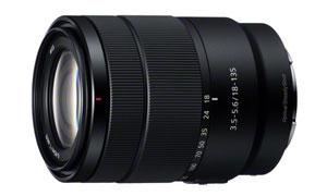 SONY (ソニー) E 18-135mm F3.5-5.6 OSS