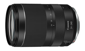 Canon RF24-240mm F4-6.3 IS USM