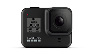GoPro (ゴープロ) HERO8 Black CHDHX-801-FW