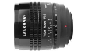 Lensbaby(レンズベビー) Velvet 56 56mm F1.6 ソフト(ニコンZ/キヤノンRF用)