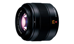 Panasonic (パナソニック) LEICA DG SUMMILUX 25mm F1.4 II ASPH. H-XA025