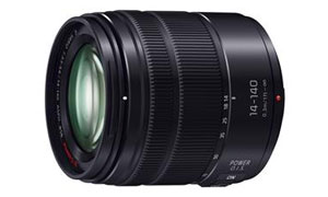 Panasonic LUMIX G VARIO14-140mm F3.5-5.6II ASPH POWER O.I.S