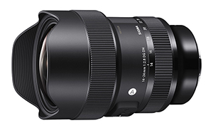 SIGMA Art 14-24mm F2.8 DG DN