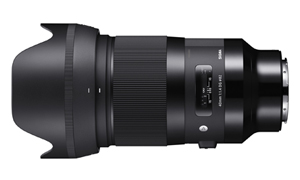SIGMA A 40mm F1.4 DG HSM(ライカSL/TL用)