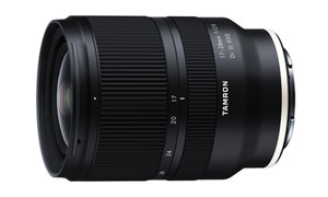 TAMRON 17-28mm F2.8 Di III RXD(ソニーE用/フルサイズ対応)