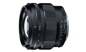 Voigtlander NOKTON 50mm F1.2 Aspherical E-mount