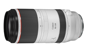 Canon RF100-500mm F4.5-7.1 L IS USM