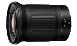 Nikon (ニコン) NIKKOR Z 20mm F1.8 S