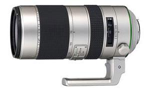 PENTAX (ペンタックス) HD D FA★ 70-200mm F2.8ED DC AW Silver Edition