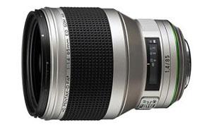 PENTAX (ペンタックス) HD D FA★ 50mm F1.4 SDM AW Silver Edition