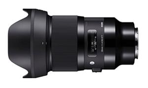 SIGMA (シグマ) Art 28mm F1.4 DG HSM(ライカSL/TL用)