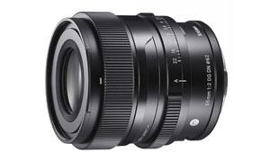 SIGMA Contemporary 65mm F2 DG DN