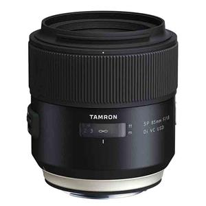 TAMRON (タムロン) SP 85mm F1.8 Di VC USD/Model F016E(キヤノンEF用) メイン