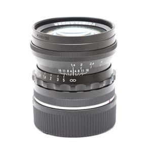 NOKTON 50mm F1.5 Vintage Line Aspherical VM(ライカM用) ブラック