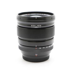 フジノン XF 16mm F1.4 R WR