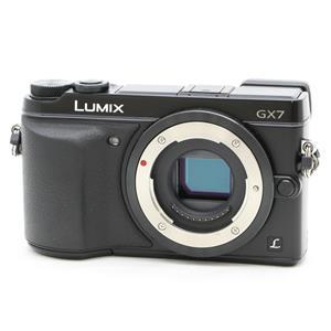 LUMIX DMC-GX7 ボディ ブラック