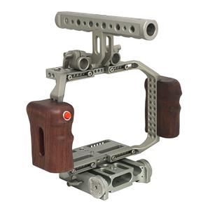 BMCC ケージキット v1(Blackmagic Cinema Camera用)
