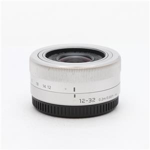 LUMIX G VARIO12-32mm F3.5-5.6 ASPH. MEGA O.I.S. シルバー