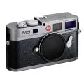 Leica (ライカ) M9 スチールグレー オーストリッチ ブラック