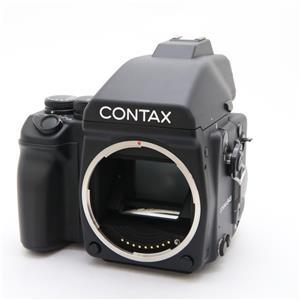 CONTAX (コンタックス) 645(AEプリズムファインダー、120ホルダー付き) メイン